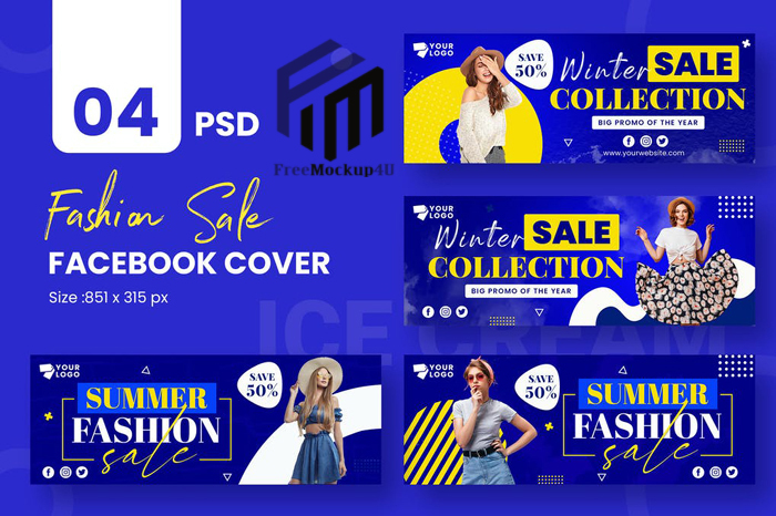 Fashion Facebook Timeline Covers