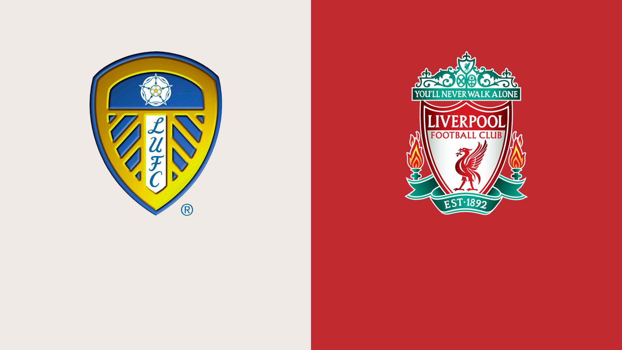 Liverpool vs Leeds