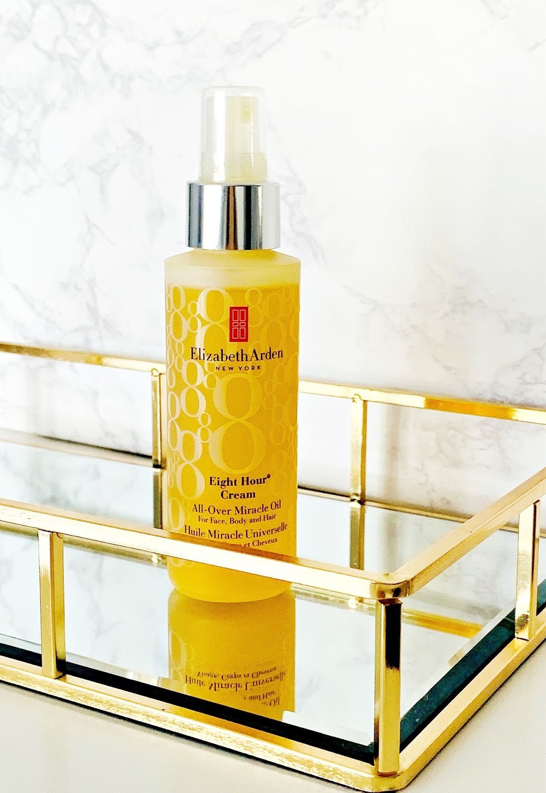 The hype is real Elizabeth Arden Eight Hour All Over Miracle Oil, Elizabeth Arden Eight Hour All Over Miracle Oil Review
