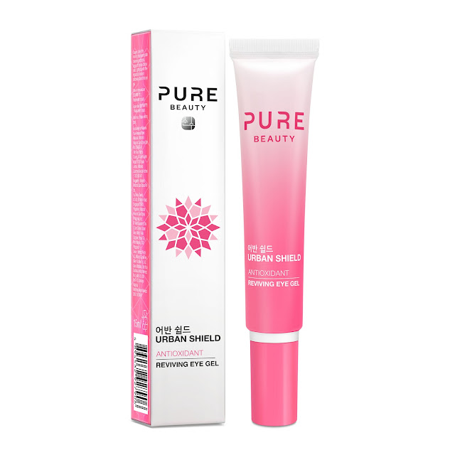 Watsons Pure beauty Urban shield antioxidant eye gel göz çevresi bakım jeli