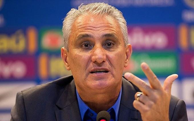 Tite convoca seleção brasileira para a Copa América; veja lista