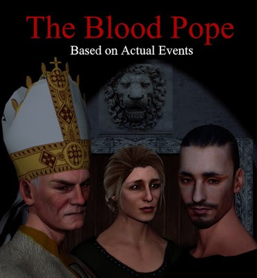 The Blood Pope - movie poster