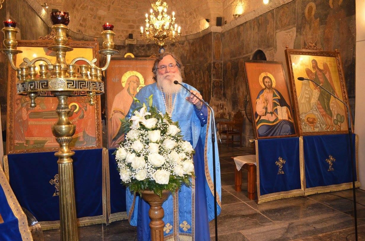 Η Ιερά Μητρόπολη Θηβών και Λεβαδείας για την εκδημία του εφημέριου της Παναγίας Σκριπούς π. Χαραλάμπους Χατζηχαραλάμπους