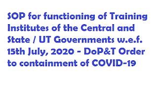 sop-for-functioning-of-training-institutes-dopt