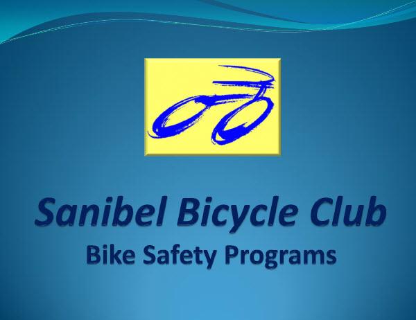 BikeWalkLee Blog: FBA Board Impressed by Sanibel Bicycle