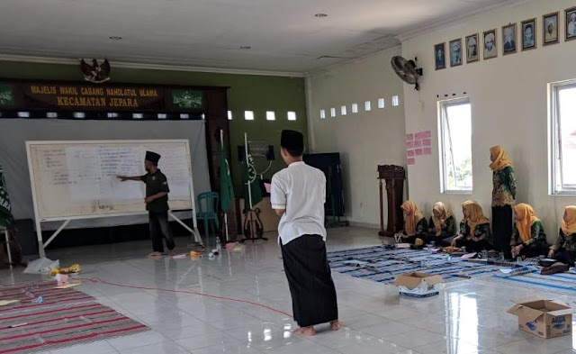 PAC IPNU-IPPNU Kota Selenggarakan Upgrading