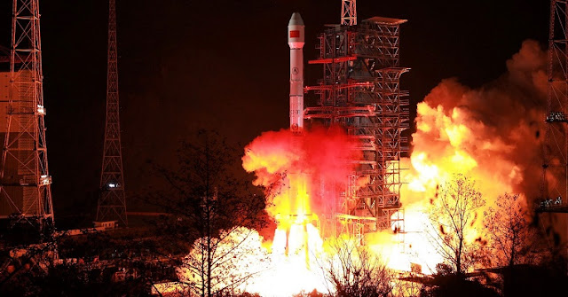 long march 3b sends zhongxing 2d satellite into orbit on the first space launch of 2019