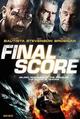 Sinopsis Film Final Score (2018)