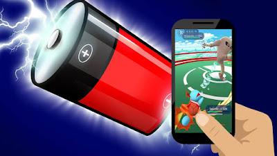 5 Cara Hemat Baterai Saat Main Pokemon Go