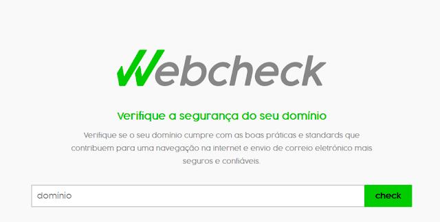 Webcheck.pt