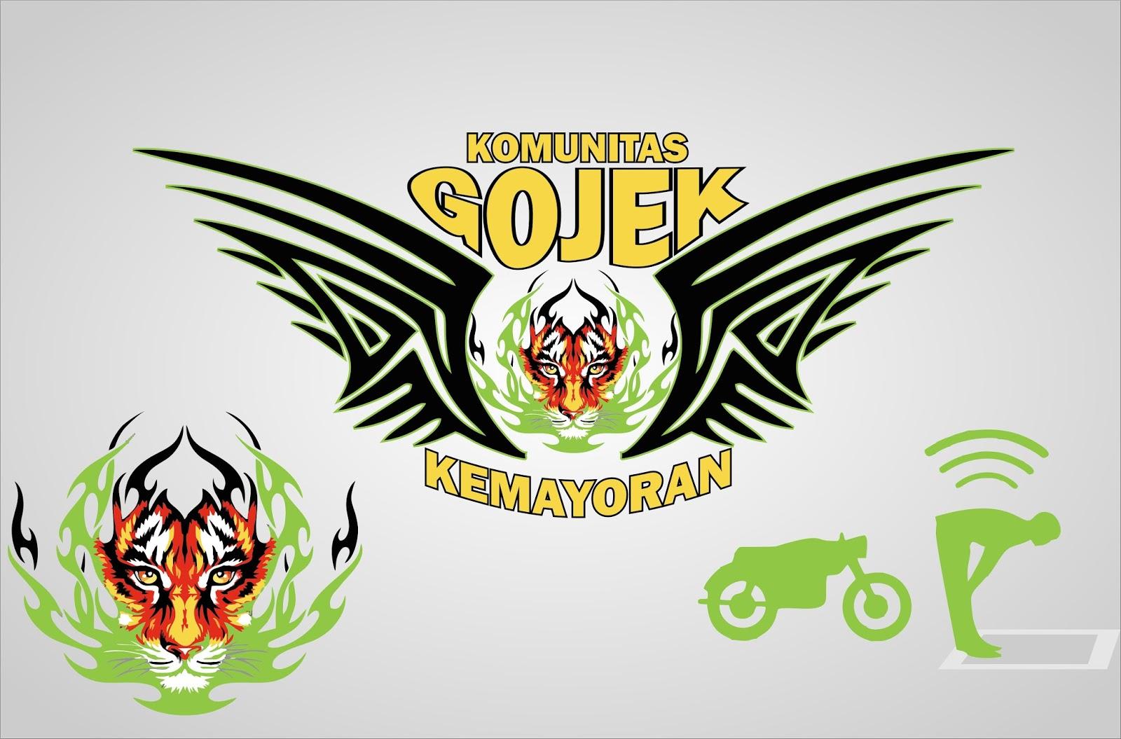 Foto Meme Logo Gojek Kolektor Lucu