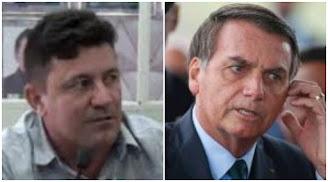 """Após entrar na mira do GSI, vereador paraibano que ameaçou Bolsonaro se desculpa: """"Reconheço que me excedi"""""""