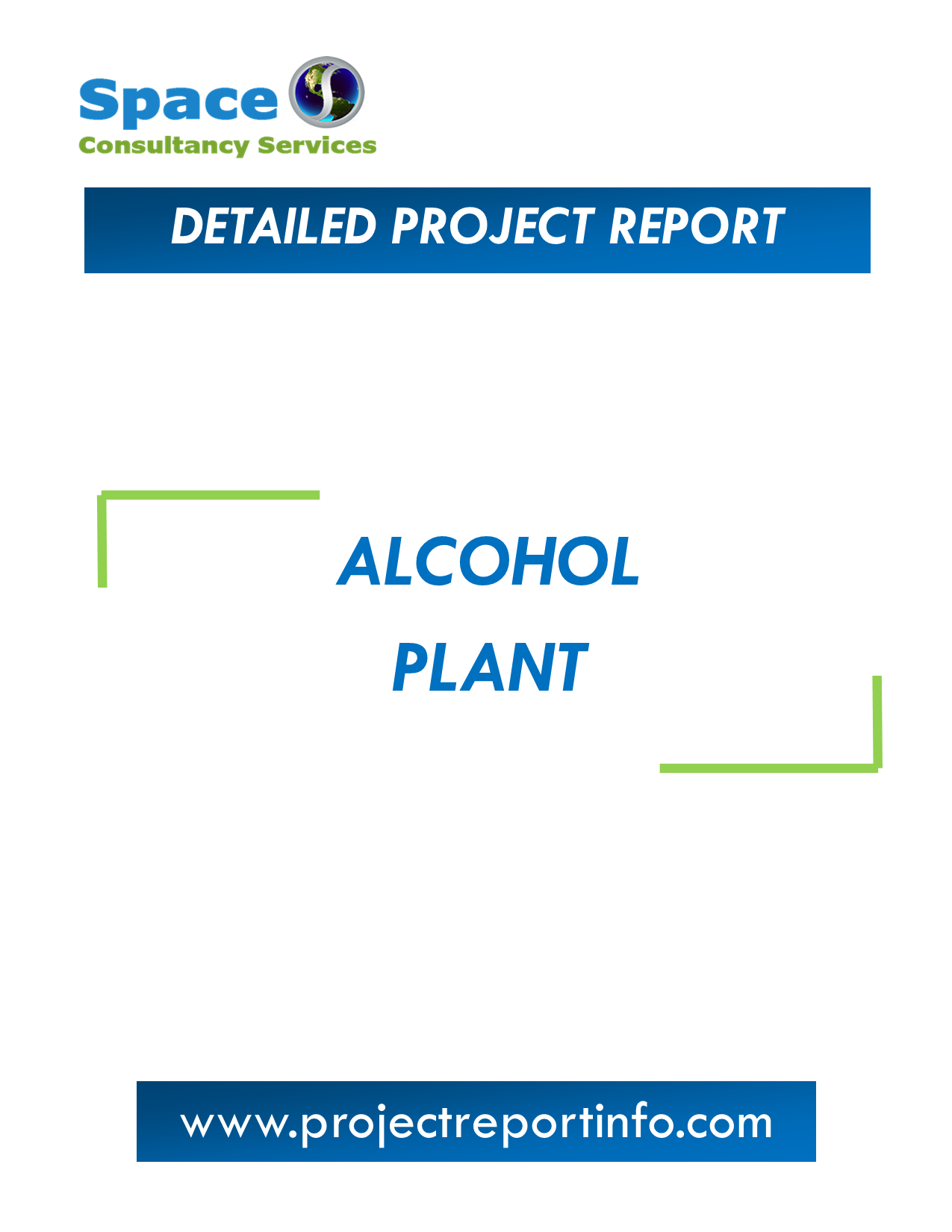 Project Report on Alcohol Plant