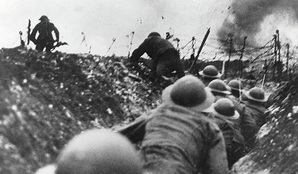 1ος Παγκόσμιος Πόλεμος