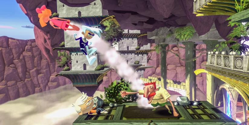Nickelodeon All-Star Brawl PC Full Español