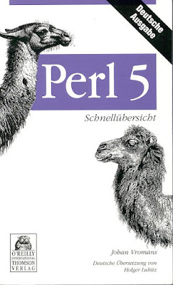Perl 5 Test Answer
