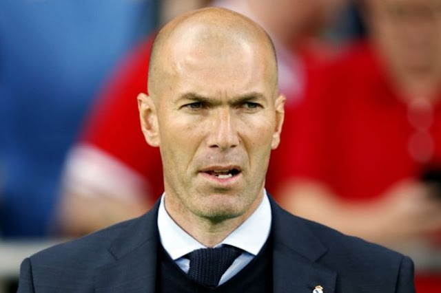 Zinedine Zidane's agent reveals decision has been made on Manchester United