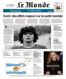 Le Monde Magazine 27 November 2020 | Le Monde News | Free PDF Download