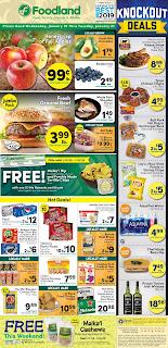 ⭐ Foodland Ad 1/22/20 ⭐ Foodland Weekly Flyer January 22 2020