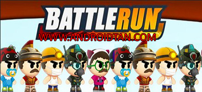 Download Battle Run Mod Apk v2.7.2 Unlimited Money Android Terbaru 2017