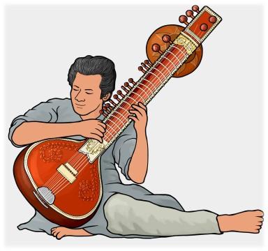 ラヴィシャンカル Ravi Shankar
