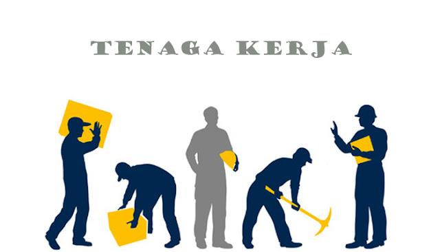 Ilustrasi tenaga kerja
