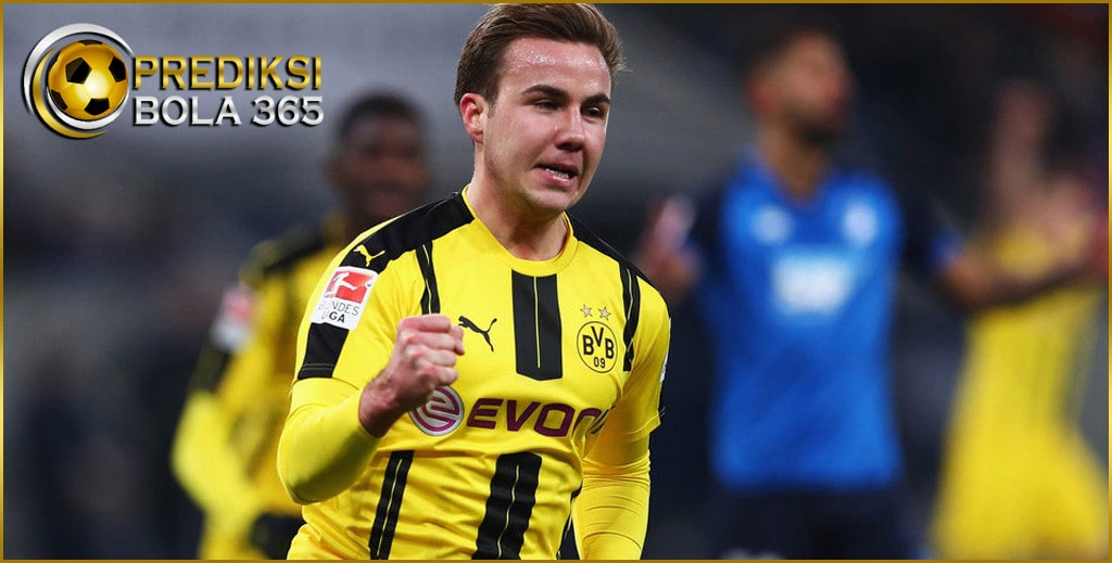 Hengkang dari Dortmund, Mario Götze Mau Ke Mana
