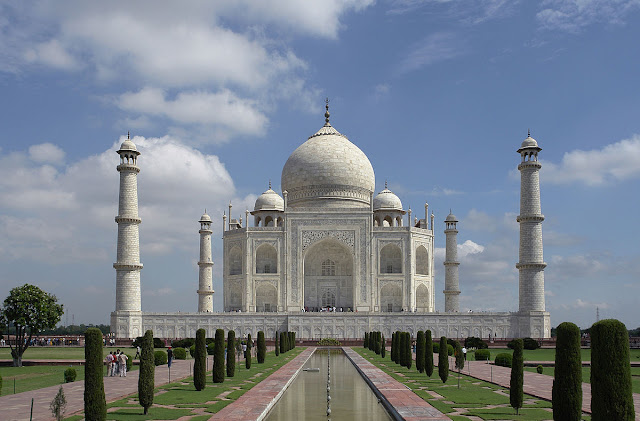 Curiosidades do Taj Mahal