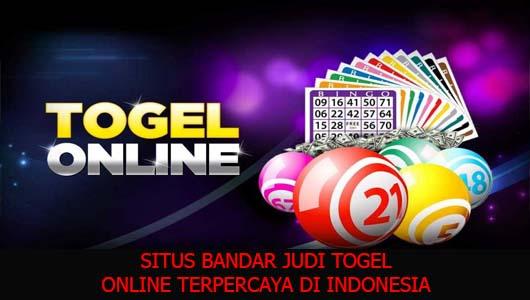 SITUS BANDAR JUDI TOGEL ONLINE TERPERCAYA DI INDONESIA