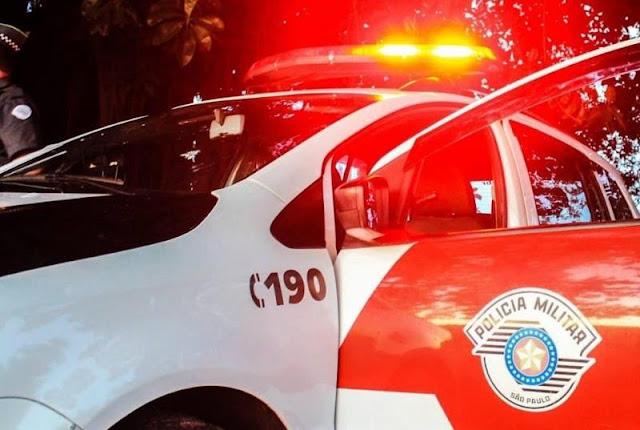 Homem é preso após esfaquear mulher em Martinópolis
