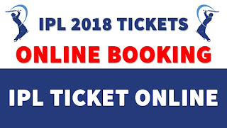ipl ticket booking