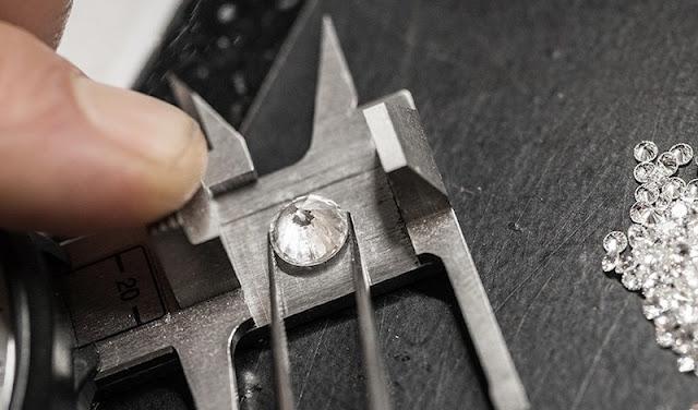 Tracciamento diamanti