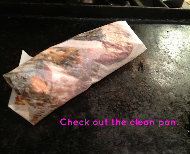Parchment Paper Makes Family Mealtime Easier