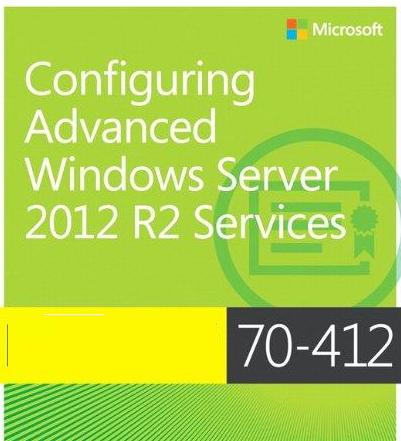 Video Lab Ebook học Windows Server 2012 R2 70-412
