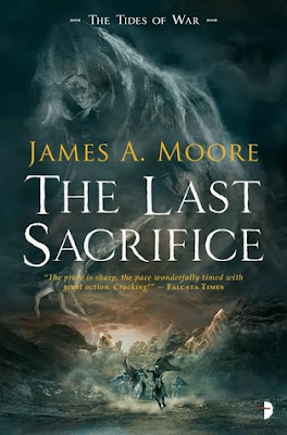 The Last Sacrifice by James A. Moore Review