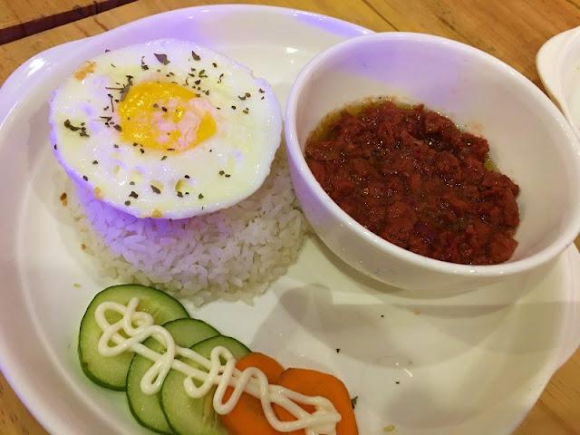 Cafe Librew Qrstea Cafe Breakfast Menu