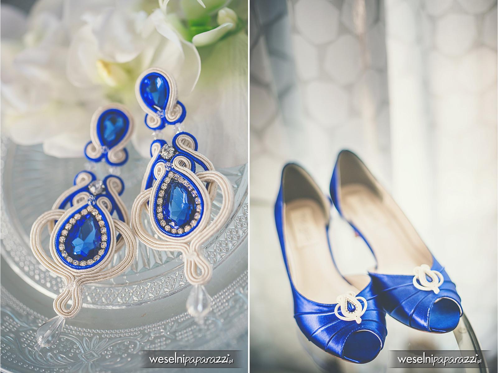 Chabrowa biżuteria ślubna sutasz.