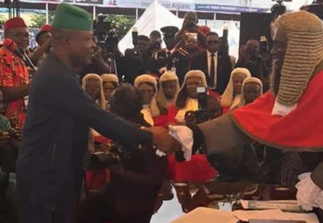 Breaking: Newly Inaugurated IMO state Governor release list of first batch of appointment to kick start his administration