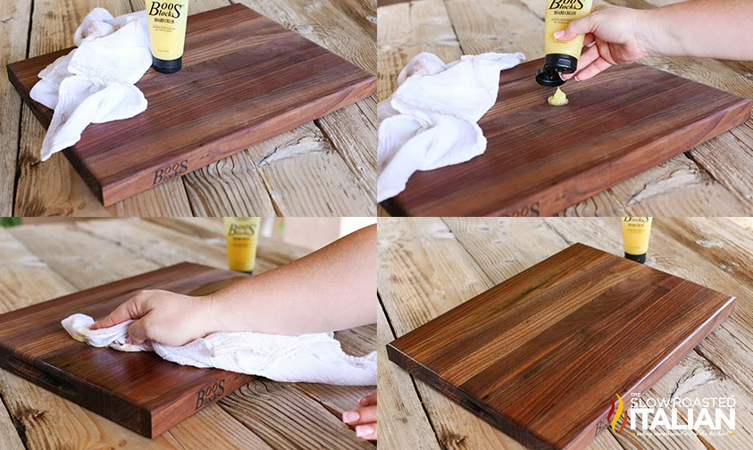 How To Care For Your Wood Cutting Boards