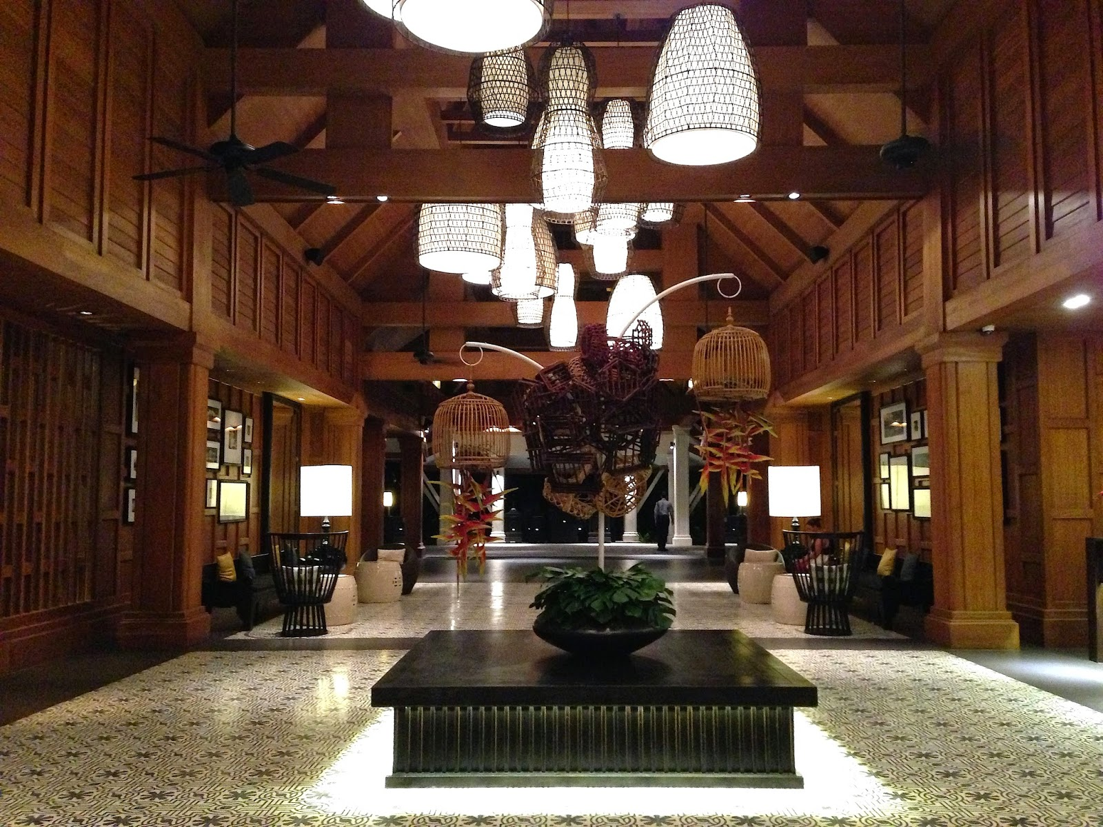 Lobby, Outrigger Laguna Phuket Beach Resort
