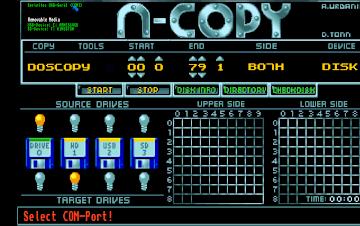 """El mítico copión de Amiga """"X-copy"""" esta de regreso con nuevas funciones desde PC #Commodore Never Dies"""
