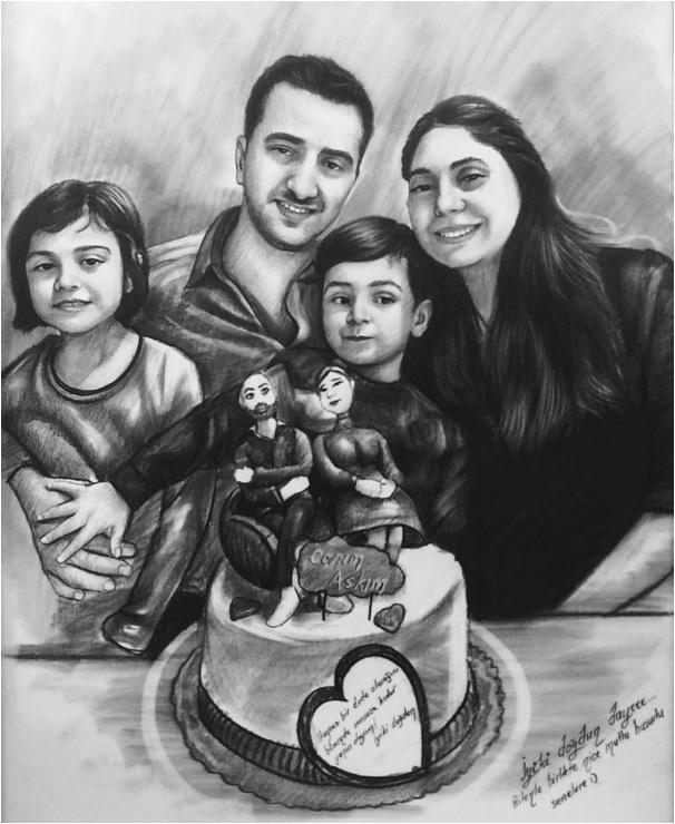 Karakalem Aile Resmi