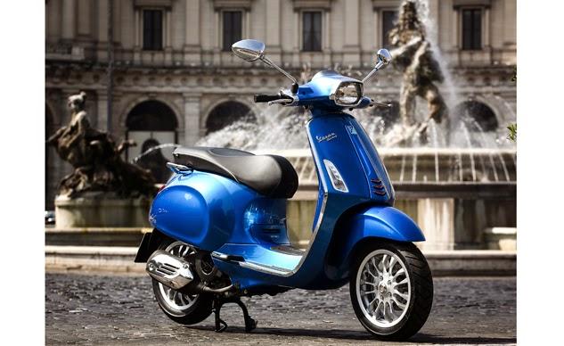 Piaggio Vespa bị giật côn và cách sửa chữa khắc phục