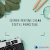 Elemen Penting dalam digital marketing