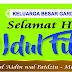 Sebelum Takbir Berkumandang, Ketua Garda Bintang Timur Mengucapkan Selamat Idul Fitri 1 Syawal 1440 H