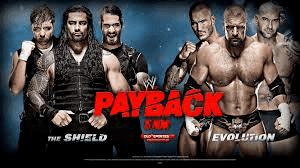 Ver Repeticion de Wwe Payback 2014 Online Gratis En Español - English