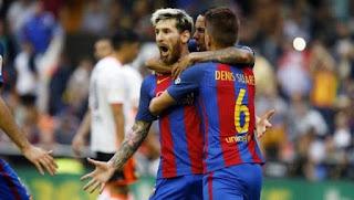 Liga Spanyol (La Liga) Musim 2016/2017 Pekan 29