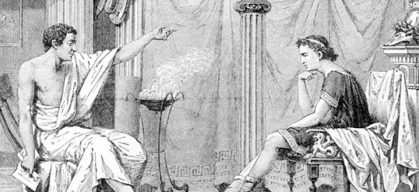Aristóteles: el hombre es un animal político