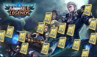 Cara dapat tiket Mobile Legend ml cepat, banyak, gratis