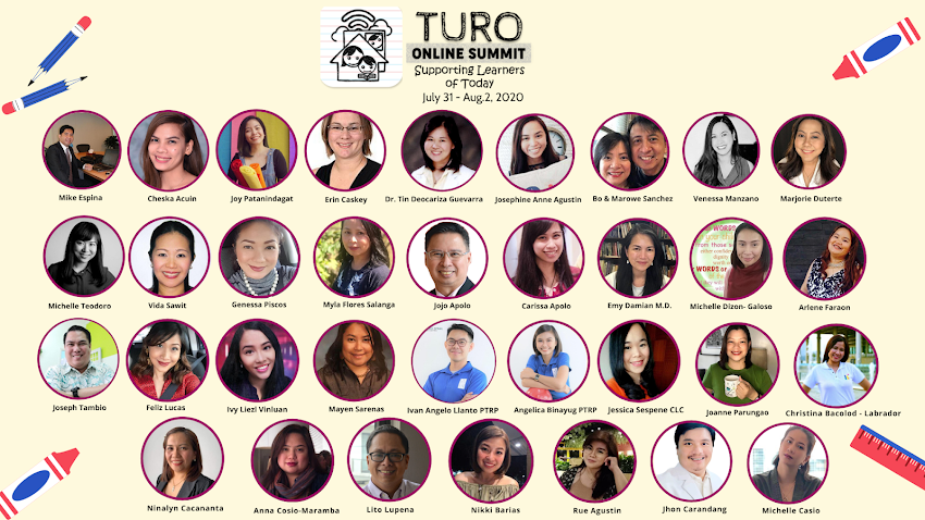 Join the TURO Online Summit and Find Answers To Your Questions About Homeschooling and Online Learning